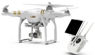 Квадрокоптер DJI Phantom 3 Pro! Оригинал! Гарантия 1 год! iStore