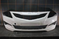 Бампер передний - Hyundai Solaris