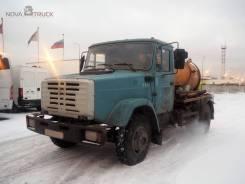Коммаш КО-510. Илосос ко-510 на базе ЗИЛ, 2007, 6 000 куб. см.