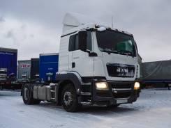 MAN TGS 19.400. Седельный тягач BLS-WW 2012 г/в, 10 518 куб. см., 18 000 кг.