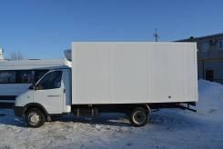 ГАЗ ГАЗель Бизнес. Газель бизнес, змз 405, гбо, изотермический фургон, 2 500куб. см., 1 500кг., 4x2