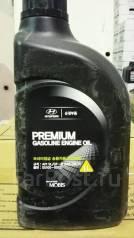 Hyundai Premium. Вязкость 5W-20, полусинтетическое