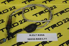 Датчик кислородный. Honda Accord, UA-CL7, LA-CL9, UA-CM2, LA-CM2 Honda Accord Tourer Двигатели: K20Z2, K24A3, K20A6, K24A, N22A1, K20A