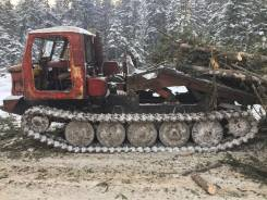 АТЗ ТТ-4. Трактор ТТ4-2001 г., 12 000 куб. см.