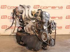 Двигатель в сборе. Toyota Starlet Двигатель 4EFE