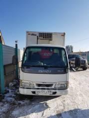 Isuzu Elf. Рефрежиратор 4WD в Владивостоке, 4 800куб. см., 2 000кг.