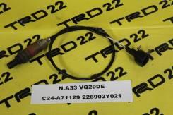 Датчик кислородный. Nissan Cefiro, A33 Двигатель VQ20DE