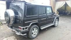 Mercedes-Benz G-Class. ПТС Mercedes Benz G-Class 2001г. Черный