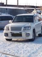 Toyota Land Cruiser. автомат, 4wd, 4.7 (235 л.с.), бензин, 240 000 тыс. км