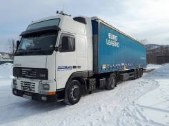 Volvo FH12. Продам 420 + полуприцеп Schmitz, 12 000 куб. см., 17 000 кг.