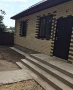 Новый кирпичный дом в пригороде города-Анапа. Улица Николаевская 74, р-н станица Анапская, площадь дома 85 кв.м., централизованный водопровод, электр...