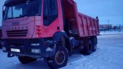 Iveco. Продам самосвал Ивеко 6x6, 12 800 куб. см., 25 000 кг.