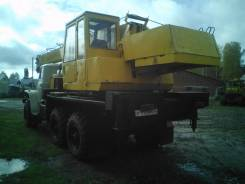 Урал 5557. Продаётся автокран УРАЛ 5557-10, 10 850 куб. см., 14 000 кг., 14 м.