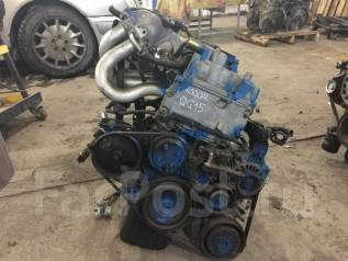 Двигатель в сборе. Nissan: Wingroad, Bluebird Sylphy, Almera Classic, Primera, Pulsar, AD, Almera, Sunny Двигатели: QG15DE, QG16, QG16DE, QG18SAF
