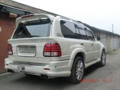 Спойлер. Toyota Land Cruiser Cygnus Toyota Land Cruiser, HDJ101K, UZJ100, HZJ105, HDJ100L, HDJ100, FZJ105, HZJ105L, J100, UZJ100W, HZJ76L, UZJ100L Дви...