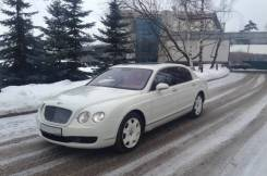 Bentley Flying Spur. автомат, 4wd, 6.0 (560 л.с.), бензин, 74 тыс. км. Под заказ