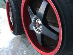 "Sparco. 9.0x18"", 5x114.30, ET45, ЦО 73,3 мм."