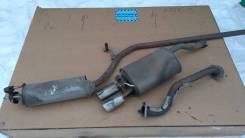 Выхлопная труба. Honda Civic, FD3, FD2, FD1 Двигатель P6FD1