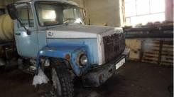 ГАЗ 3307. ГAЗ-3307 1993, 4 800 куб. см.