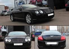 Bentley Continental GT. автомат, 4wd, 6.0 (560 л.с.), бензин, 129 тыс. км. Под заказ