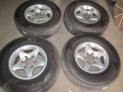 Bridgestone NR-595. 6.5x15, 6x139.70, ET30, ЦО 110,1мм.