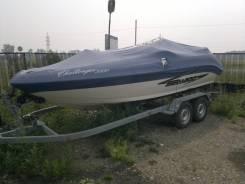 BRP Sea-Doo Challenger. Год: 2000 год, длина 6,10м., двигатель стационарный, 240,00л.с., бензин. Под заказ