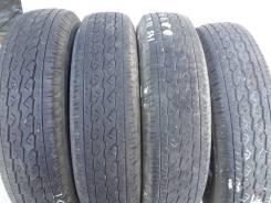 Bridgestone Duravis R670. Летние, 2008 год, износ: 30%, 4 шт