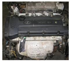 Двигатель в сборе. Hyundai Lantra Hyundai Elantra Hyundai Tiburon. Под заказ