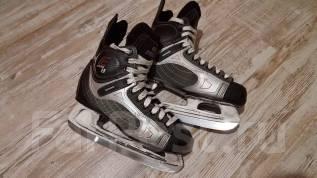Коньки мужские 42 размер. размер: 42, хоккейные коньки