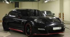 Porsche Panamera. автомат, 4wd, 4.8 (550 л.с.), бензин, 94 тыс. км. Под заказ
