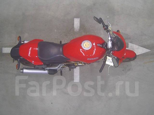 Ducati Monster 900S i.e. 900куб. см., исправен, птс, без пробега. Под заказ