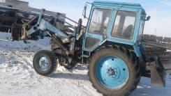 МТЗ 82. Трактор