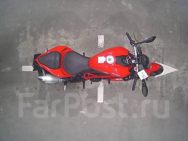 Ducati Streetfighter 848. 848куб. см., исправен, птс, без пробега. Под заказ
