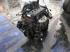 Двигатель в сборе. Toyota Raum, EXZ10, EXZ15 Toyota Corolla, EE103V, EE103 Toyota Caldina, ET196, ET196V Двигатель 5EFE