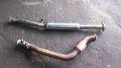 Даун-пайп. Subaru Forester, SG9L, SG, SG9