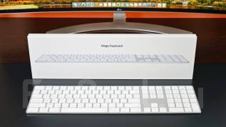 Клавиатуры Apple.