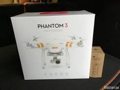 Квадрокоптер DJi Phantom 3 Professional! Новый!. Под заказ