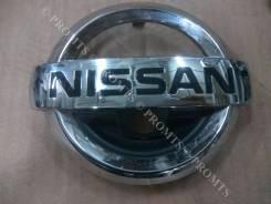 Эмблема решетки. Nissan X-Trail, T32, NT32, HNT32, HT32 Двигатели: MR20DD, QR25DE, R9M