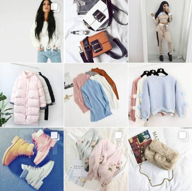 31cf7a39acd Шоурум женской одежды в инстаграм - Продажа готового бизнеса в ...