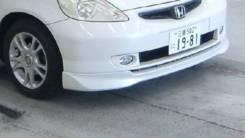 Обвес кузова аэродинамический. Honda Fit, GD3, GD1, GD2