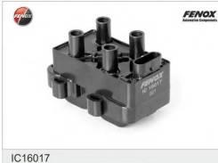 Катушка зажигания! Renault Logan/Megane/Clio/Kangoo 1.2-1.6i 96 IC16017_ FENOX IC16017