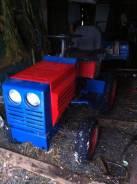 КМЗ. Мини трактор Т010