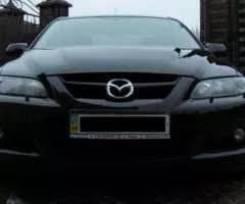 Капот. Mazda Mazda6