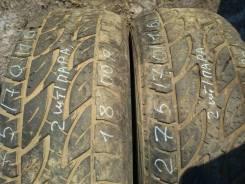 Bridgestone Dueler A/T D694. Грязь AT, 2006 год, износ: 50%, 2 шт