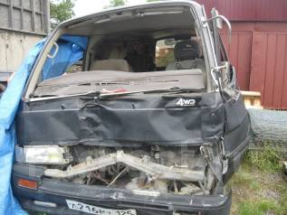 Nissan Caravan. ARME24034797, TD27