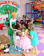 Фея Динь-Динь (аниматор/герой/персонаж/актер) на детский праздник