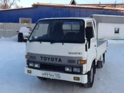 Toyota ToyoAce. Грузавик Tayota Toyoace, 2 800 куб. см., 1 500 кг.