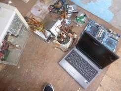 Продам пк ноутбук и комплектующие