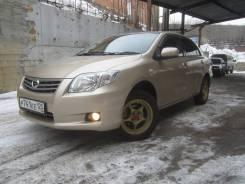Toyota Corolla Axio. вариатор, передний, 1.5 (110 л.с.), бензин
