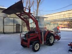 Yanmar. Японский трактор FX26 4WD, 1 650 куб. см.